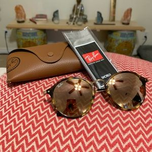 Ray-Ban mirror lens sunglasses RB 2447